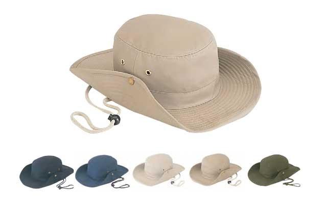 3 Sombreros Tipo Australiano Cazador Excelente Vars Colores ... 5ac1b73329fa