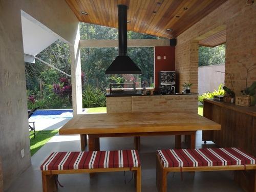 3 suítes, piscina aquecida e arquitetura diferenciada  - 3875