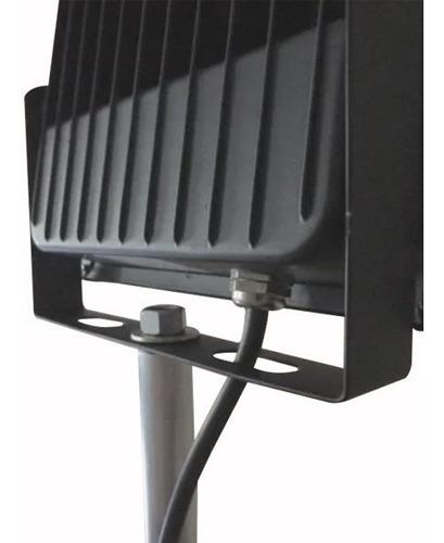3 suporte tripé holofote refletor led iluminação 2,0mt