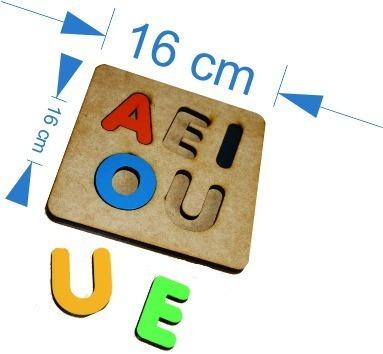 3 tabuleiro pedagógico alfabeto números vogais brinquedo edu