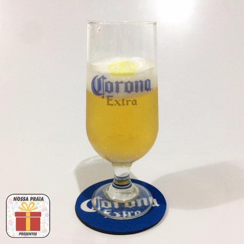 3 Taças De Cerveja Personalizada Seu Logo Heineken Corona