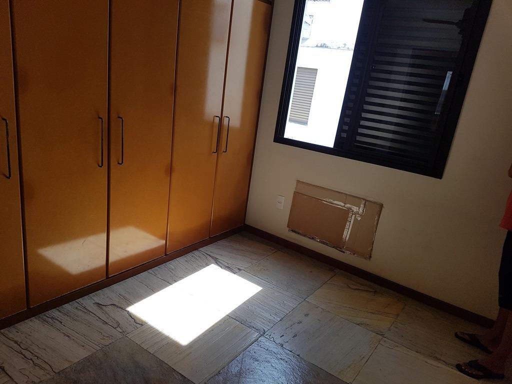 3( treis) quartos em jardim da penha, apartamento amplo com 130m² na terceira quadra do mar. - 2001224