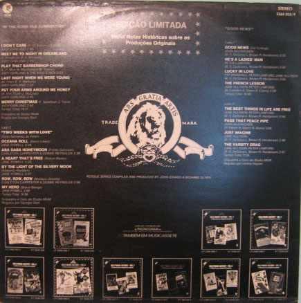 3 trilhas sonoras originais - hollywood history - volume 8