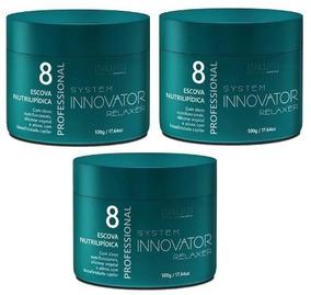 715ac2a3b Escova Nutri Lipidica Italian - Tratamentos para Cabelo no Mercado Livre  Brasil