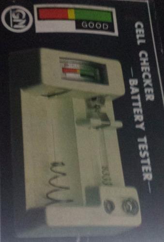 3 unds probadores de pilas de 8 tipo de modelos - wayeer