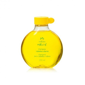 c48bb28458cf67 3 Unid. Shampoo Infantil Naturé Cabelos Claros 250ml Natura