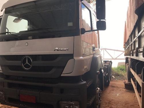 3 unidades 3344 s 6x4 ano 2014/2014 cabine leito