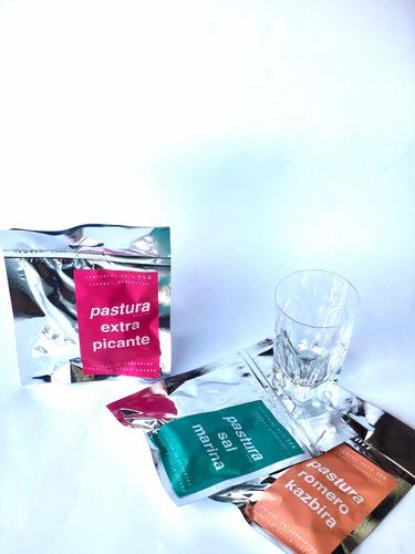 3 unidades charquiqui línea pastura snack keto