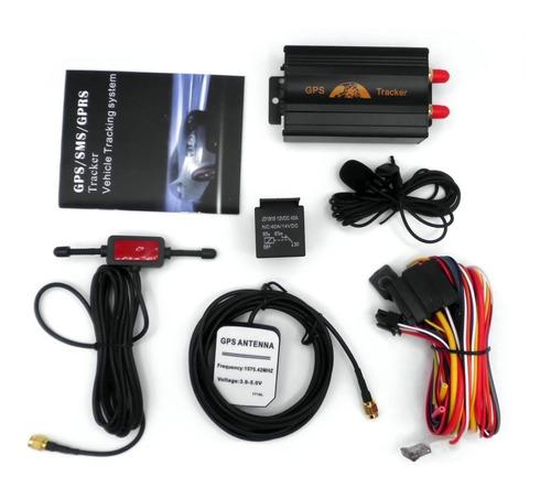 3 unidades gps tracker tk103a homologados - asia express