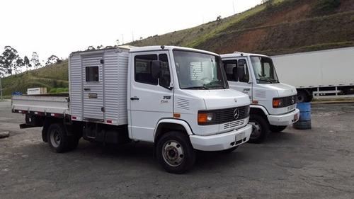 3 unidades mercedes 710 4x2 ano 2010/2011
