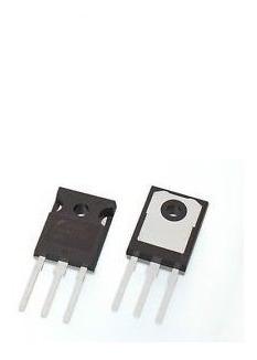3 unidades transistor fgh40n60 - fgh40n60sfd - 600v 40a + cr
