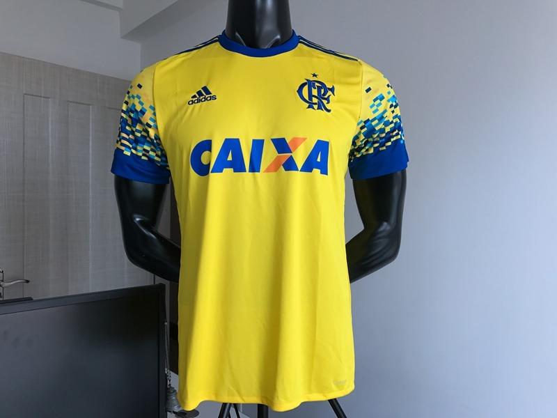 099e25a949c2a 3° Uniforme Flamengo 2017