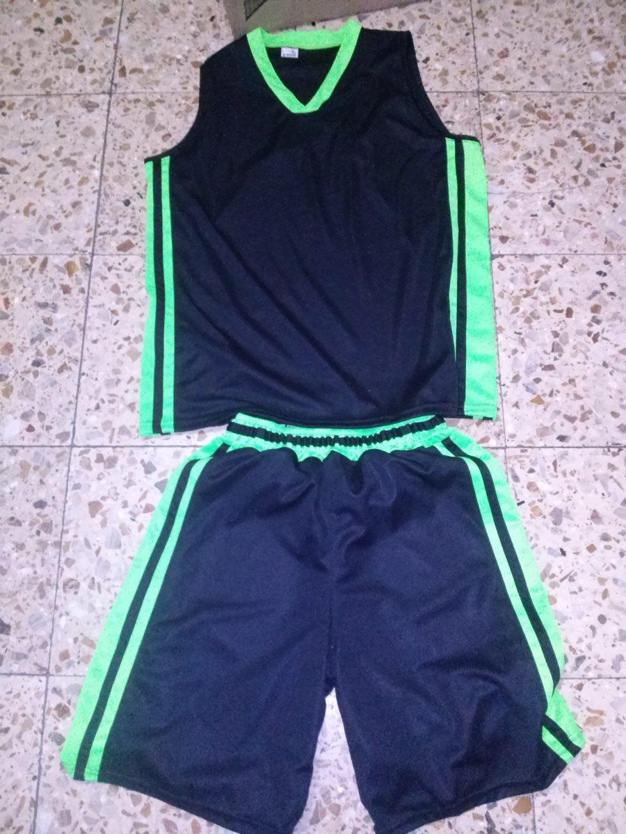 3 Uniformes De Basquetbol Playera Short -   750.00 en Mercado Libre 4e9c05f50c3b3