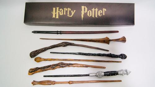 3 varinhas harry potter