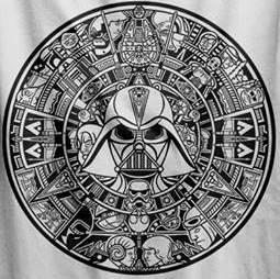 Calendario Azteca Vectores.3 Vectores Marvel Star Wars Batman