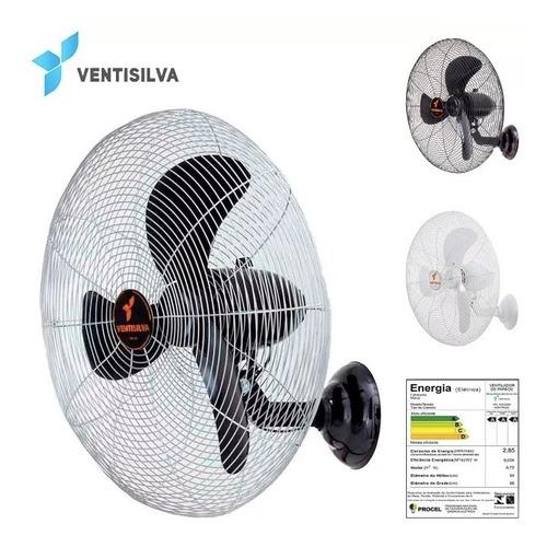 3 ventiladores parede ventisilva 65 e 1 ventilador de 50cm