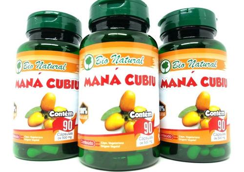 3 vitamina mana cubiu em fibras 90 caps vegano c zinco