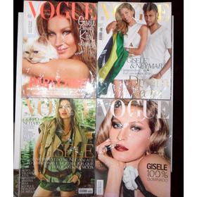 3 Vogue Gisele Bundchen Novas!