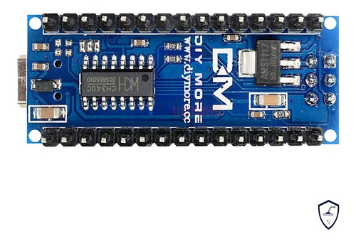 3 x arduino nano 3.0 atmega328 + cabo usb