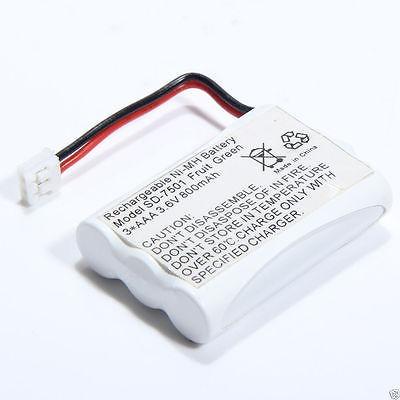 3 x batería teléfono inalámbrico modelo v-tech 89-1323-00-00