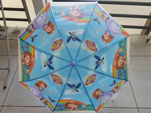 3 x paraguas siliconados disney y avengers + envío gratis