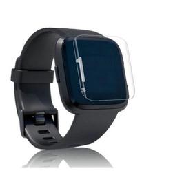 3 X Película Protetora P/ Relógio Pulseira Fitbit Versa