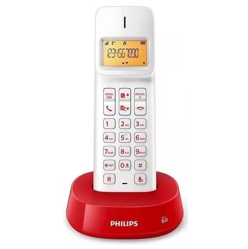 3 x telefono inalambrico philips d1401 caller id expandible