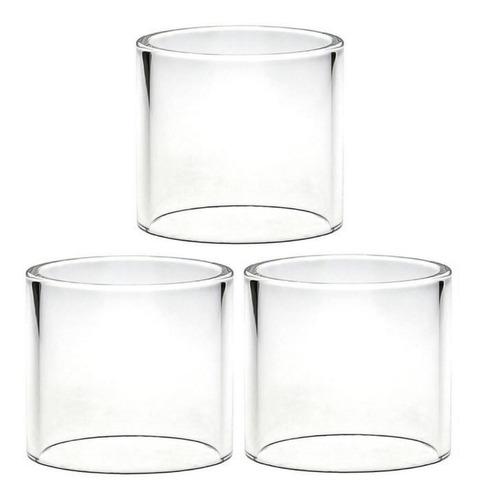 3 x tubos de vidro tfv8 baby ou vape pen22
