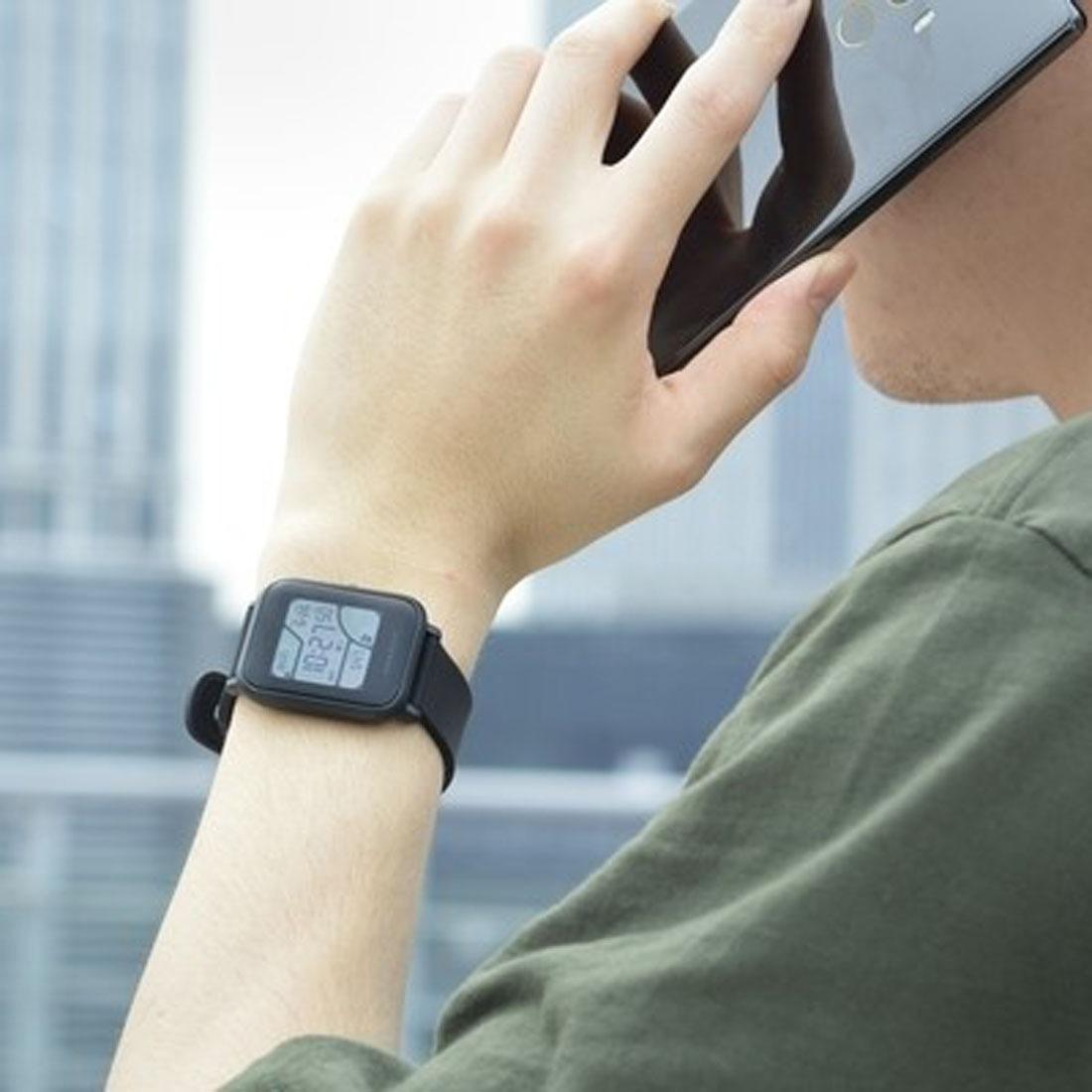3 Xiaomi Huami Amazfit Bip Version Internacional Smartwatch Cargando Zoom