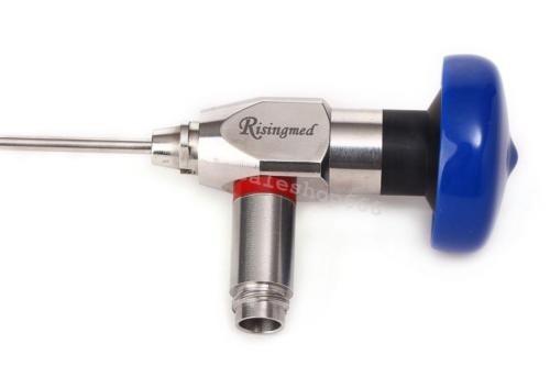 30 ° ø2.7x175mm nasal artroscopio del endoscopio ss conector