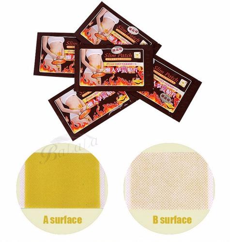 30 adesivos emagrecedor slim patch original pronta entrega