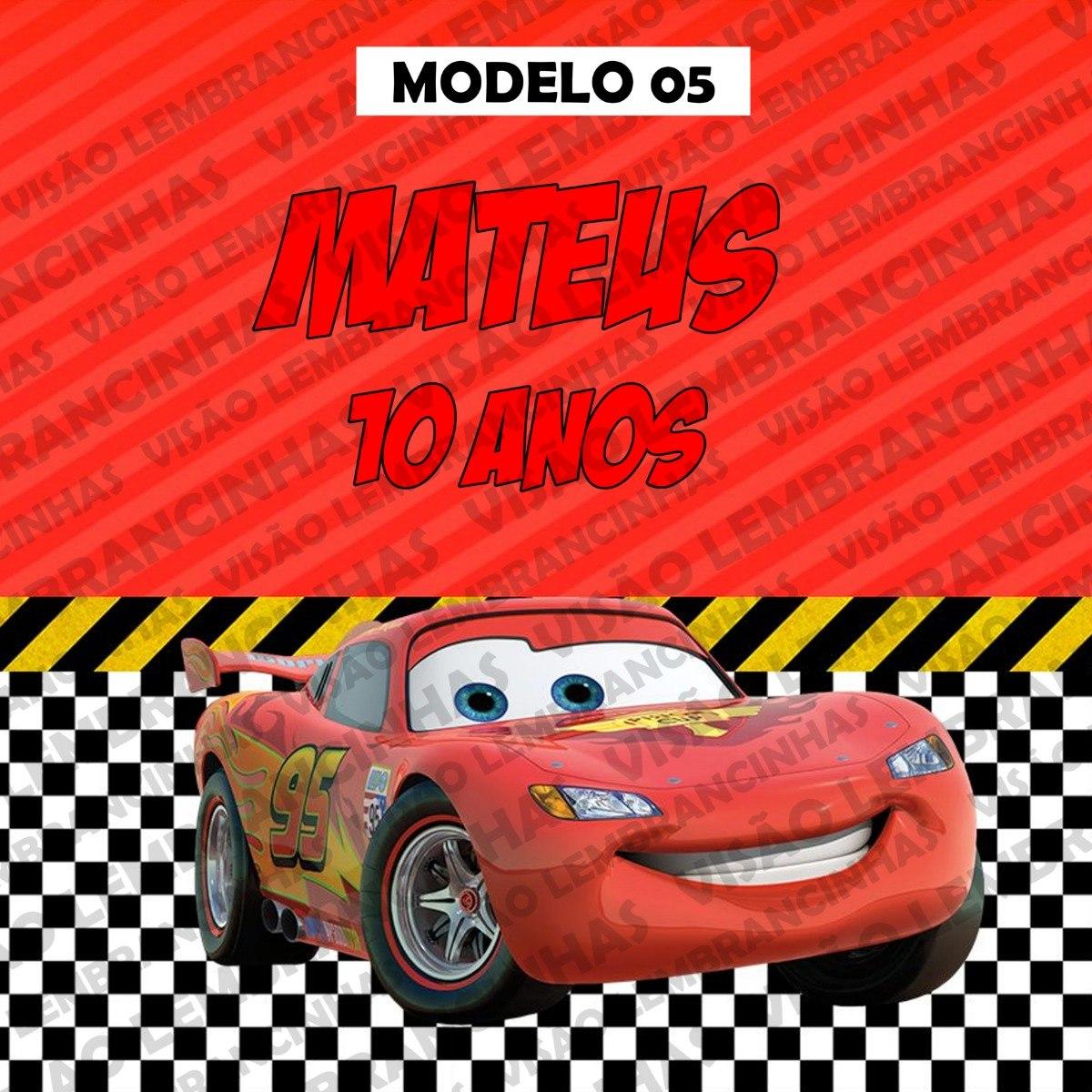 30 Almofada Desenho Carros Disney Relampago Mcqueen R 207 00 Em