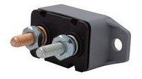 30 Amp Manual Reset Plastic Circuit Breaker Con Soporte De M