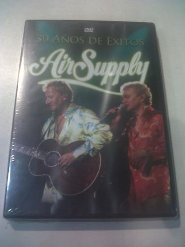 30 años de éxitos, air supply - dvd nuevo 2010 nacional