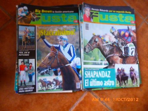 30 antiguas revistas fusta informacion del turf naciona(w201