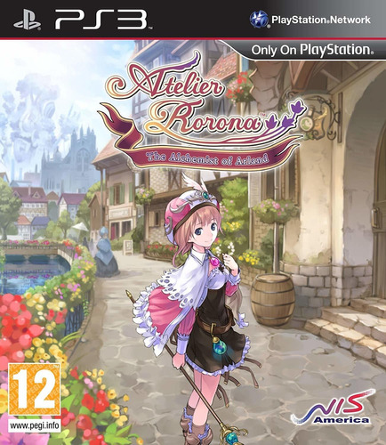 30.  atelier rorona plus: the alchemist of arland