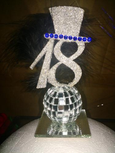 30 bolas boliche espejadas p/armar souvenirs nro 4 sin hilo