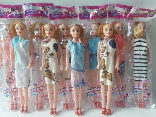 30 boneca simples com embalagem plástica atacado