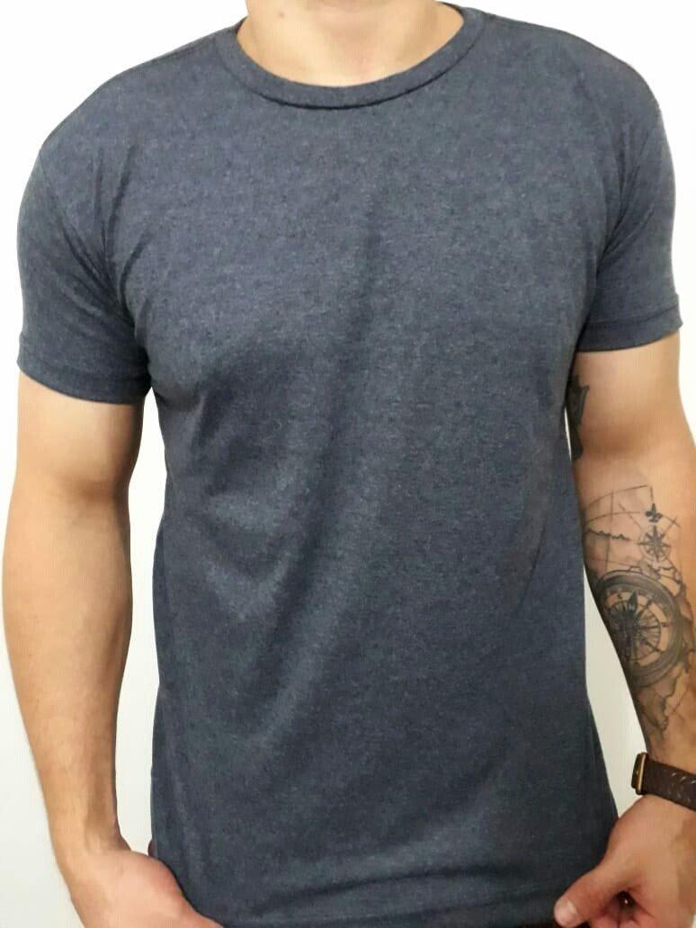 ed67e8a36 30 camisetas lisas para estampar várias cores 100% algodão. Carregando zoom.