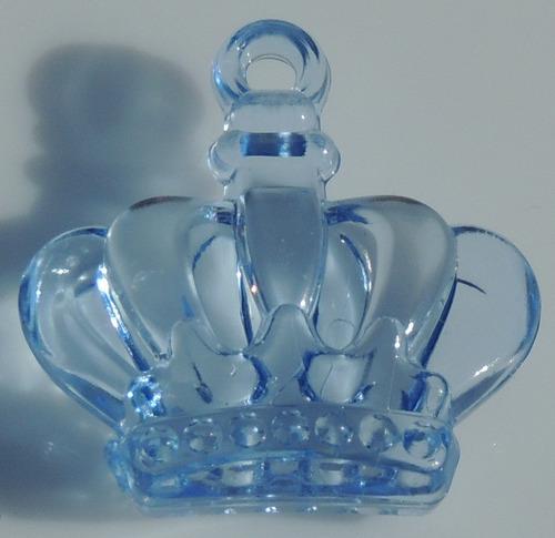30 chaveiros lembrancinhas chá de bebê maternidade coroa