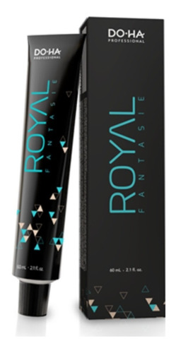 30 colorações doctor hair royal fantasie doha tubo 60 ml