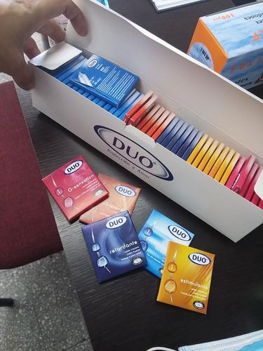 30 condones durex today duo on vitalis tulip envio gratis