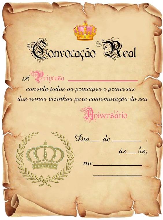 Convite Aniversario Buramansiondelrioco
