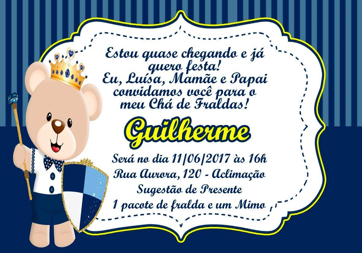 30 Convites Tamanho 10x7cm R 1800 Em Mercado Livre