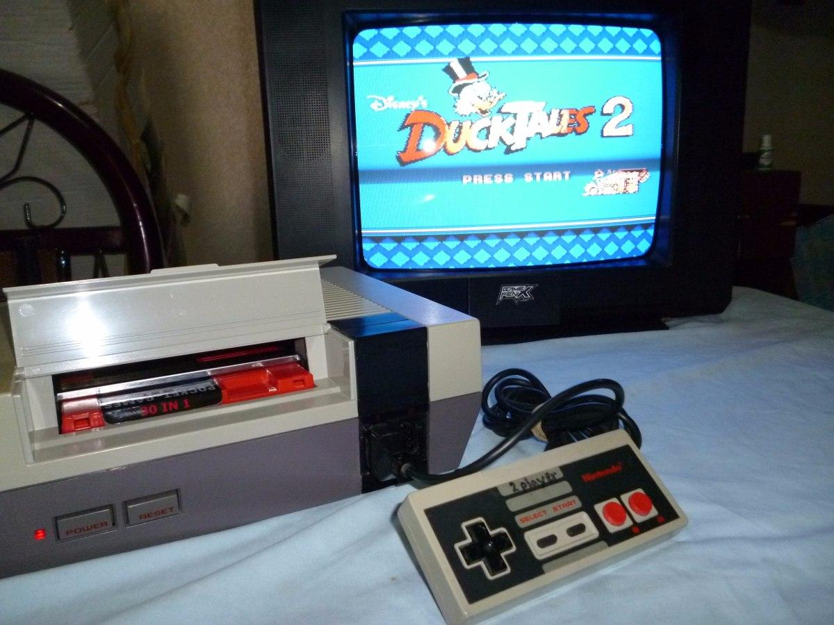 30 En 1 R3pro P Nintendo Nes Nuevo Graba Game Fenix 499 00