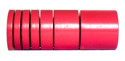 30 fitas coloridas para bronzeamento. 18mm x 20m - cortadas