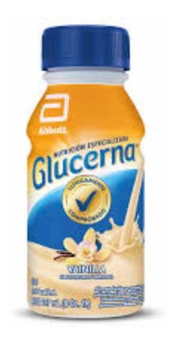 30 glucerna liquida x 237 ml vainilla aboott laboratories