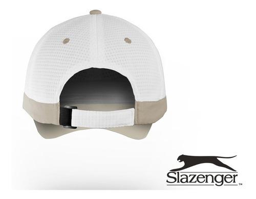 30 gorras wimbledon slazenger con logo estampado personalizado