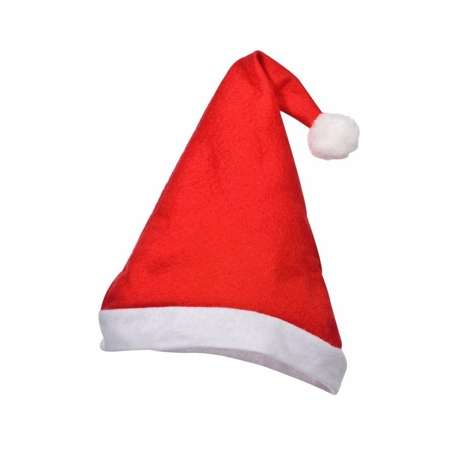 Descrição. 30 Gorros Para Papai Noel Adulto Em Feltro Touca Natal Tamanho  único adulto f659da19a68