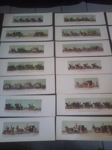 30 gravuras comitiva regia 1964 casamento rei espanha 1878